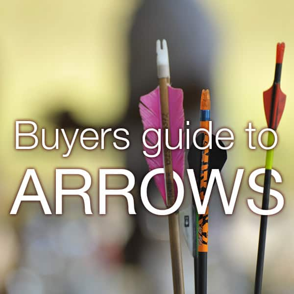 best arrows for target shooting