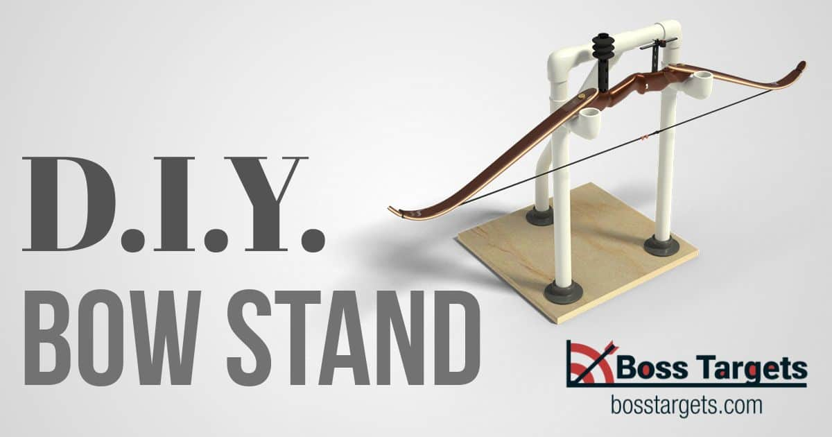 DIYBowstand