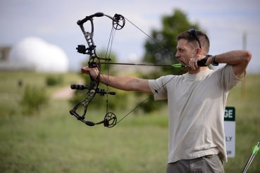 @Barebow Compound bow