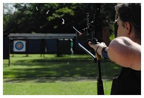 Can a Left Eye Dominant Person Shoot a Right Handed Bow?