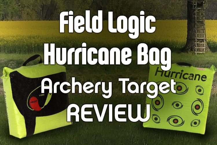 Field Logic Hurricane Bag Archery Target Review