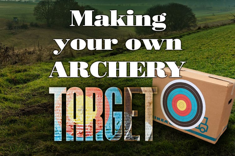 Making Your Own Archery Targets