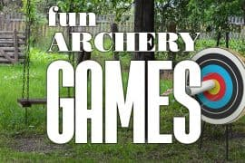 Fun Target Archery Bow Arrow Games