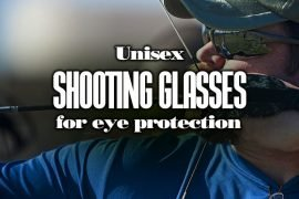 UnisexShootingGlassesForEyeProtection