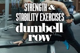 StrengthStabilityExercises–DumbbellRow