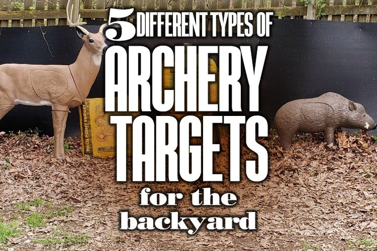 5 Different Types of Archery Targets for the Backyard